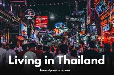 Living in Thailand