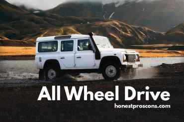 Advantages and Disadvantages of All-Wheel Drive