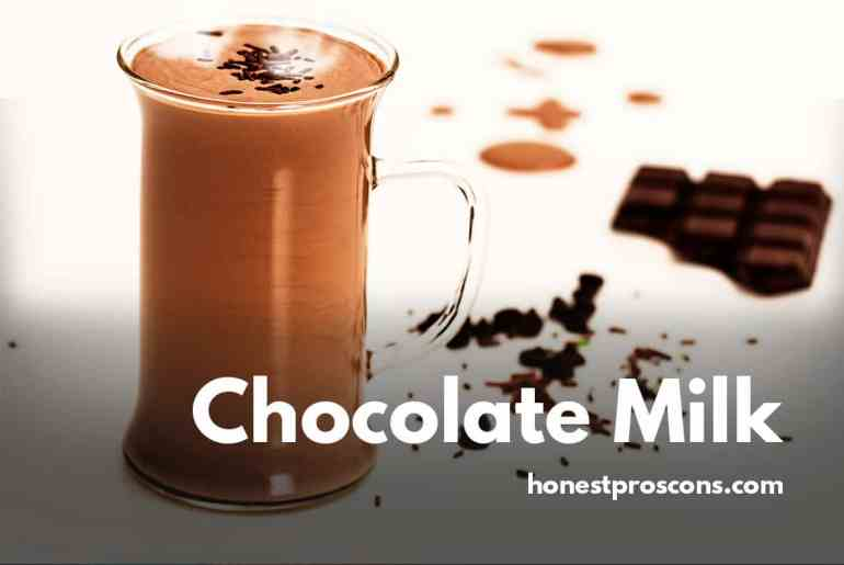 Benefits of Chocolate Milk