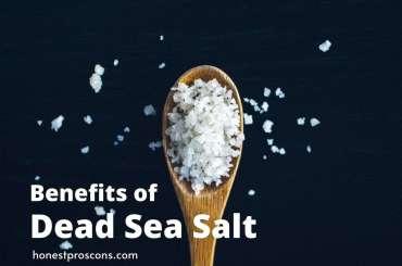 Benefits of Dead Sea Salt