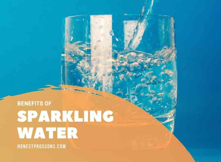 Benefits of Sparkling Water