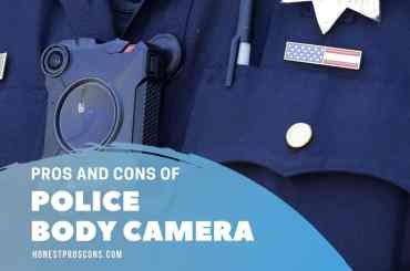 Pros Cons of Police Body Camera