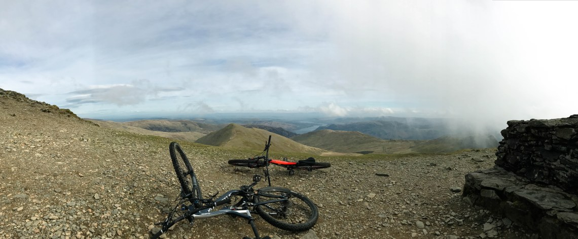Tour of Helvellyn