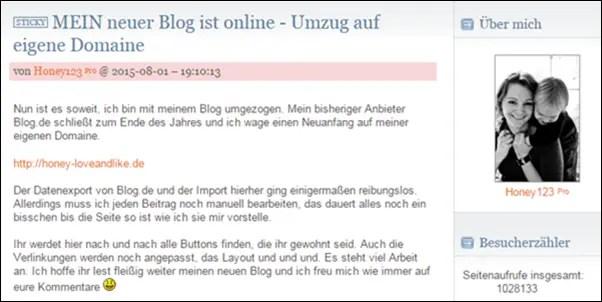 Besucher Blog.de 01082015