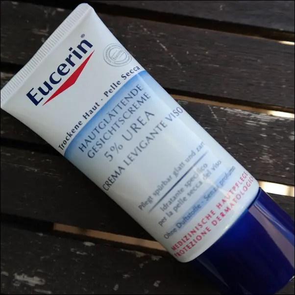 Eucerin Gesichtspflege für tockene Haut