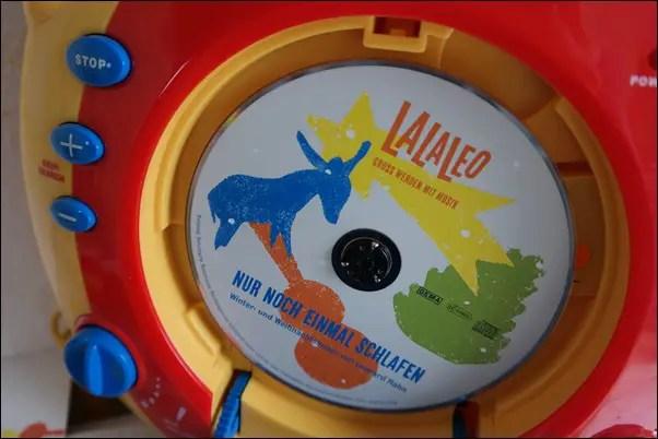 """KINDER-CD: """"Nur noch einmal schlafen"""""""
