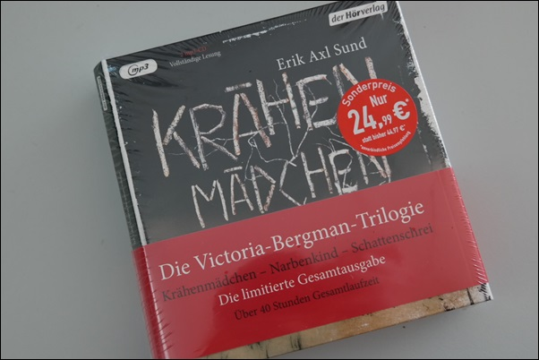 Viktoria Bergmann Triologie