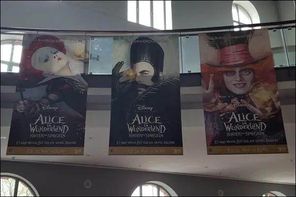 Alice im Wunderland 2 Hinter den Spiegeln in 3D