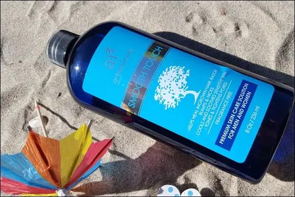 ArtNaturals Smooth Touch gegen Rasurbrand Sommer Körperpflege