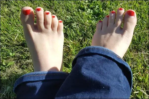 Schöne Füße mit Balsan Fußpflege (13)