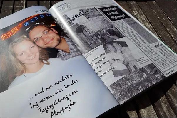 Erinnerungen im Fotobuch Honey-loveandlike