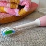 Newstart Zahnbürste mit Schalltechnologie