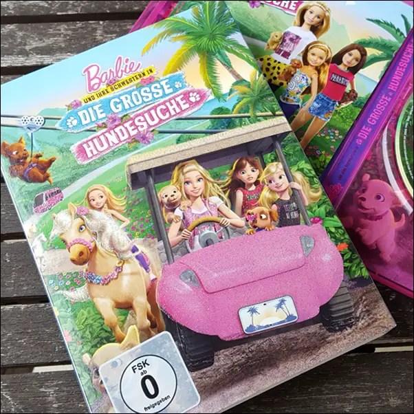 """Barbie und ihre Schwestern in """"Die grosse Hundesuche"""""""
