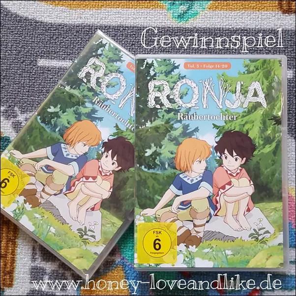 Ronja Räubertochter auf DVD