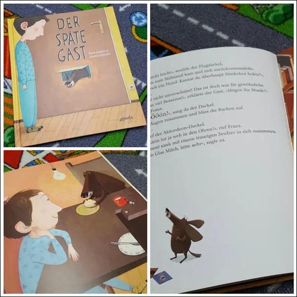 Der späte Gast Kinderbuch