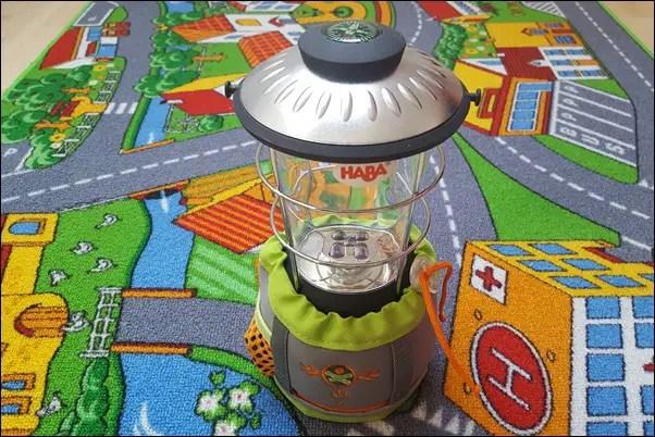 Haba Campinglampe