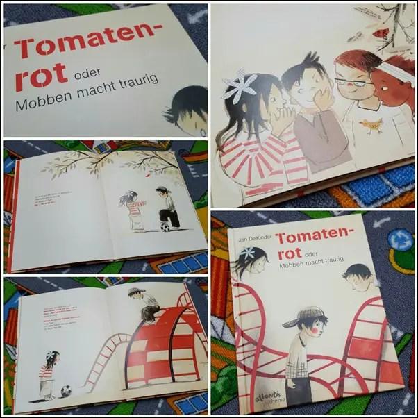 Kinderbuch Tomatenrot
