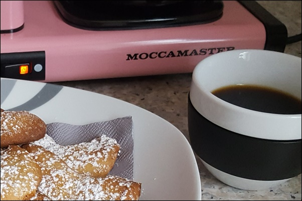 Moccamaster Pink Kaffeemaschine