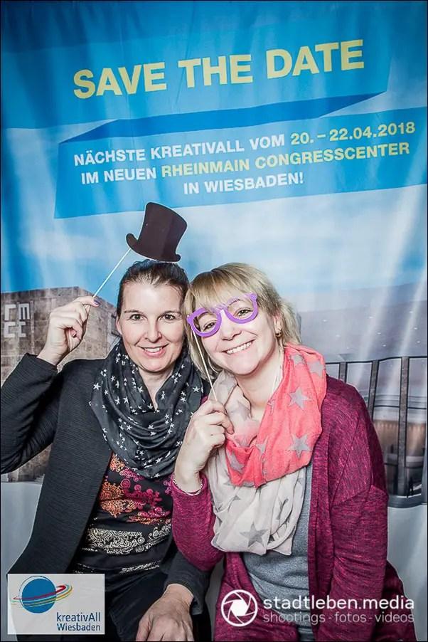 kreativall 2017 in Wiesbaden