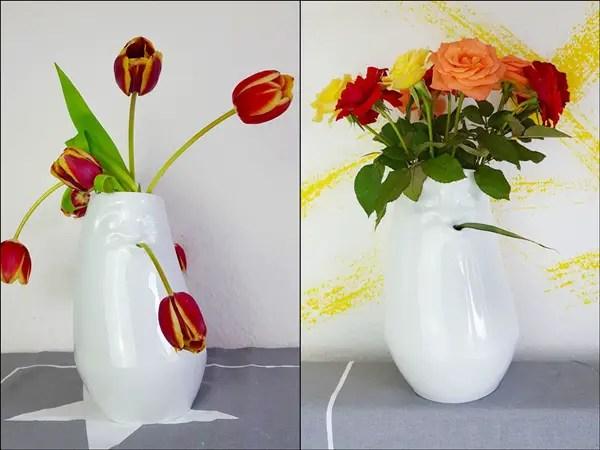 Süße Vase Vase entspannt von 58Products