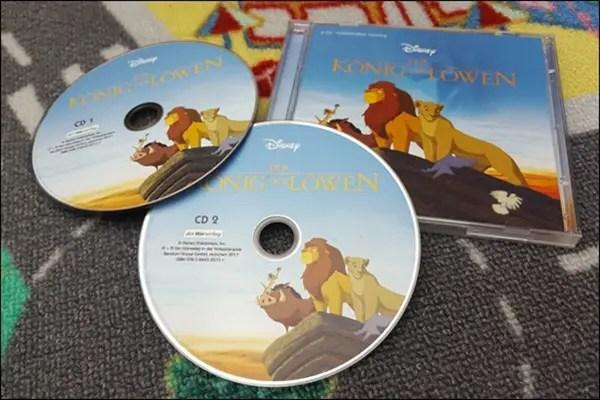 Hörspiel Disney Der König der Löwen