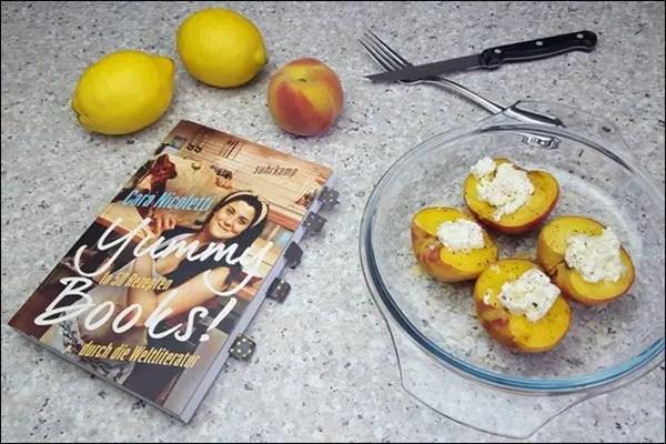 Ricotta selber machen aus dem Yummy Books