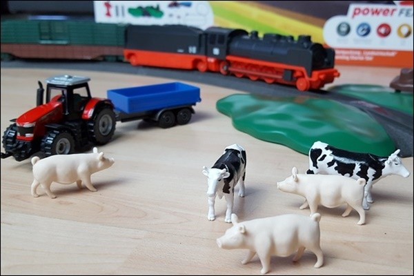 Märklin my world - Startpackung Landwirtschaft