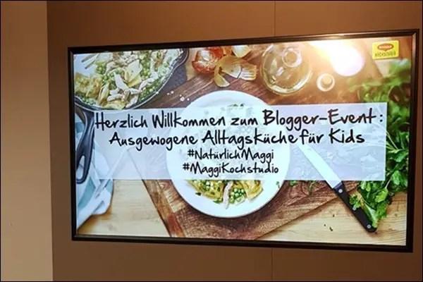 Maggi Alltagsküche für Kinder