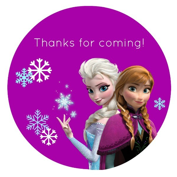 Disney's Frozen Birthday Party Ideas Pink Purple Blue