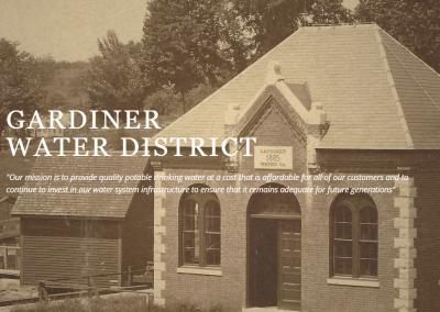 Gardiner Water District Implementation