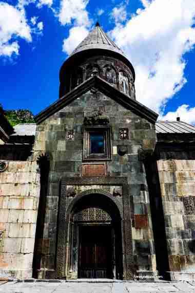 Geghard_Monastery_Facade