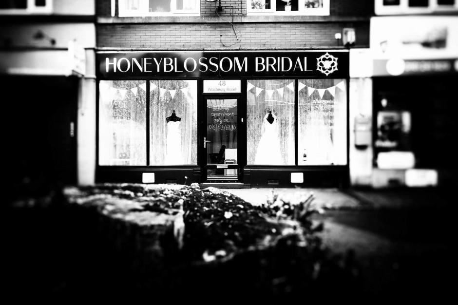Honeyblossom Bridal boutique