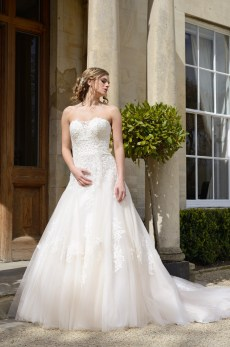 Catherine Parry Harriet bridal dress