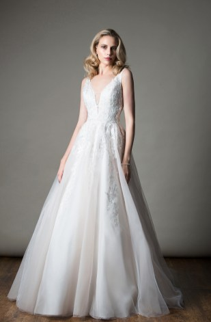 MiaMia Chanelle bridal dress