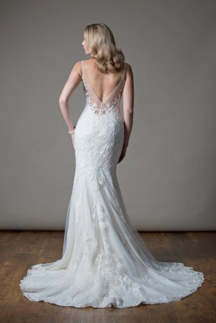 MiaMia Maude wedding gown