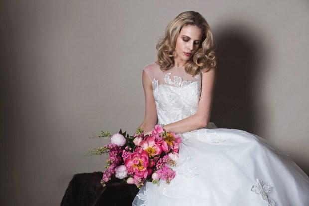 MiaMia wedding dress Nicolette
