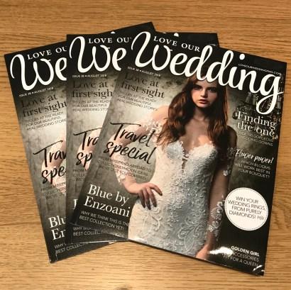 Love Our Wedding Magazine