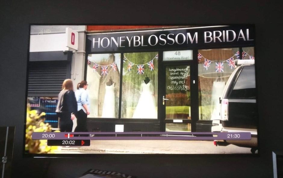 Honeyblossom Bridal boutique Location Location Location