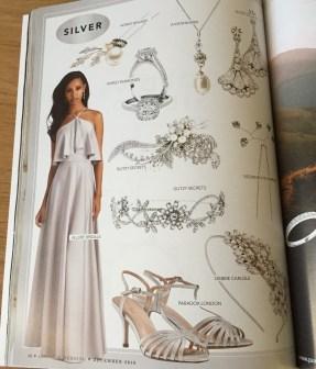 Free wedding magazine from Honeyblossom Bridal
