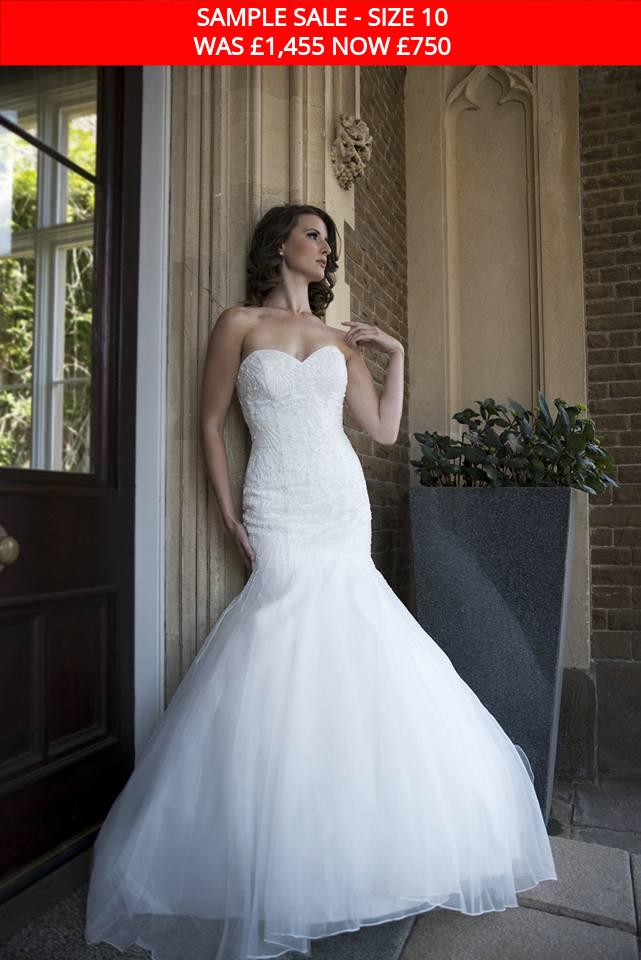 Catherine Parry 1515 bridal gown sale