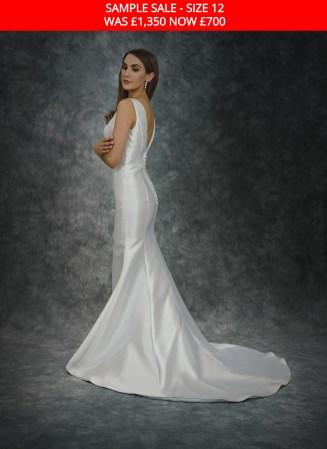Catherine Parry 1628 wedding dress sale