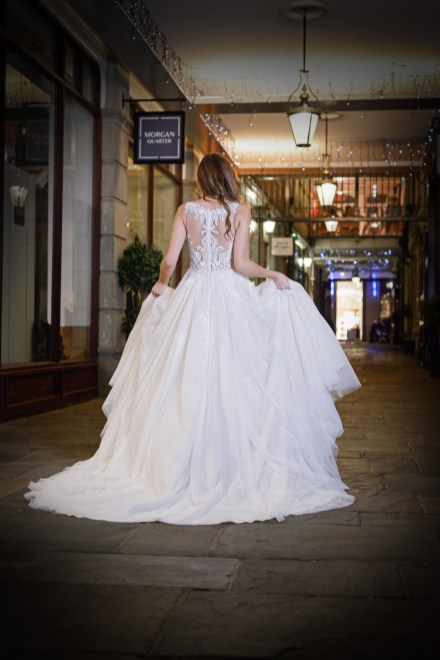 Catherine Parry Isabella bridal gown