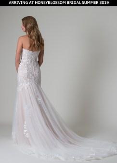 MiaMia Paulina bridal gown coming soon to Honeyblossom Bridal