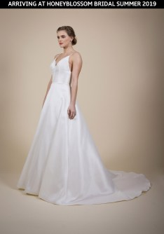 Catherine Parry Tania bridal dress coming soon to Honeyblossom Bridal