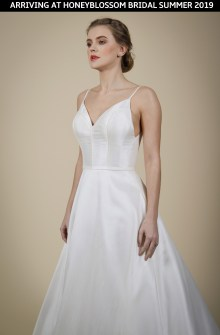 Catherine Parry Tania wedding dress coming soon to Honeyblossom Bridal