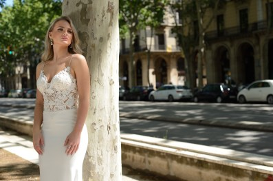 Catherine Parry Seraphina wedding gown