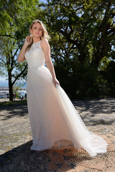 Catherine Parry Valentina wedding gown