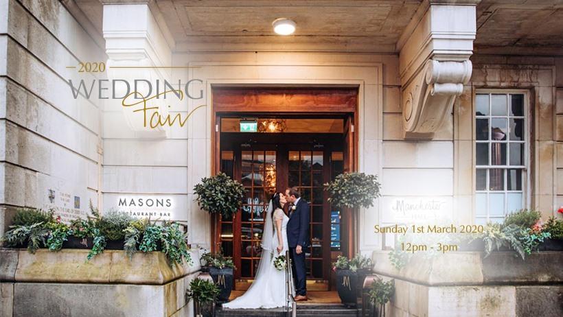 Honeyblossom Bridal will be at Manchester Hall wedding fair 2020