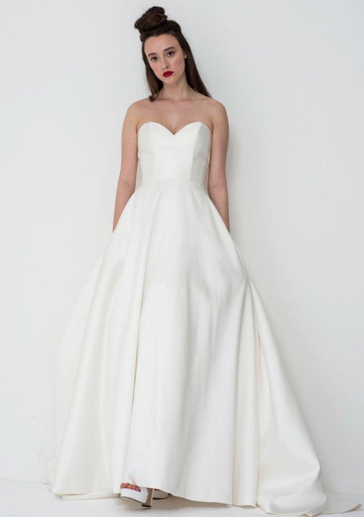 Freda Bennet Nina bridal gown