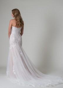 MiaMia Paulina bridal gown at Honeyblossom Bridal